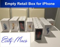 iphone empty box - iPhone box Empty Retail Boxes Packages for iphone s s SE c s plus Mobile phone box for samsung Galaxy S4 S5 S6 S7 Edge