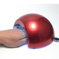 großhandel ccfl lamp-Professionelle 12W CCFL UV-LED-Lampe-Nagel-Trockner für Nagel-Gel-Polnisch-Härtung UV-Nails-Lampe Kunst-Maniküre-Werkzeuge GI2422
