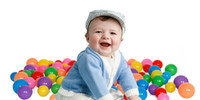 Wholesale Plastic Pool Balls Toy Balls KIDS CHILDRENS PLASTIC PLAY BALLS BALL PITS PEN POOL MULTICOLOURED TOY SOFT