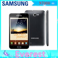 Wholesale Original Unlocked Samsung Galaxy Note i9220 N7000 MP G G GB ROM GB RAM P mAh GPS WIFI refurbished Smartphone