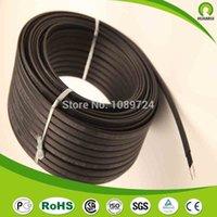 Al por mayor-10M / PC Anti-helada Protección del cable calefactor para la pipa de agua / Techo 230V 30W 8 MM / M autorregulable Calentador eléctrico de alambre de cobre
