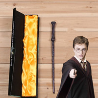Wholesale Creavite Wand Harry Potter Wand Magic Cosplay Kids Toys Halloween Gift with High Quality Box Packing