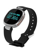 association black - New listing new sports Bracelet watches the generation intelligent heart rate pedometer Android apple IOS waterproof Swimming Association