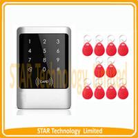 Wholesale Waterproof RIFD Door Access Control System EM ID Card Reader Home Security Keys