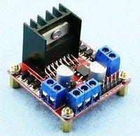 Cheap L298N motor drive module DC stepper driver controll board