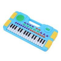 Wholesale Multifunction Keys Mini Electronic Keyboard Music Toy Educational Cartoon Electone Piano Toy Gift for Children Kids Beginners