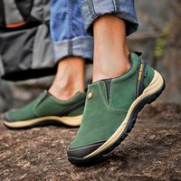 band technology - Fashional XIANGGUAN Professional Ourdoor Hiking Shoes Circulating Breathable New Technology suede men shoes drop shipping