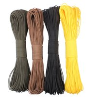 Wholesale 15 Meters Dia mm one stand Cores Paracord for Cord Lanyard Camping outdoor Climbing Camping Rope Hiking Clothesline