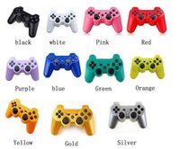 android free games - Wireless Bluetooth PS3 Game Controller PlayStation Sixaxi Game Controllers Joystick for Android Video Games box DHL free