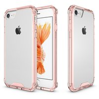acryl case - Iphone Cases Shockproof Acryl Phone Case For iphone Plus S Samsung S7 S7 Edge Samsung Galaxy Note