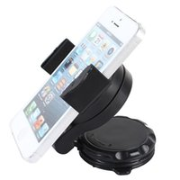 Wholesale Universal Mobile Phone Holder Degree Rotation Car Windshield Mount Holder Bracket For Mobile Phone GPS PSP