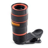 Wholesale Universal Hot Sales x Zoom Telescope Telephoto Camera Lens for Cellphone Samsung S6 Note iphone Plus Mobile Phone LH9