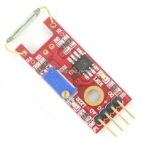 arduino reed switch - Smart Electronics KEYES KY pin BETR Magnetic Dry Reed Pipe Switch Magnetron Sensor Module for Arduino DIY KY
