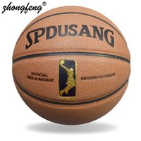 Wholesale Sports Outdoors Balls leather texture soft Leather leather handle Basketball