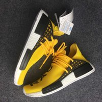 art human - Adidas Originals NMD quot HUMAN RACE quot Pharrell Williams X Online Men Women Classic Cheap Fashion Running Shoes With Box
