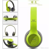 amazing phone - Amazing HOTSELL P47 Bluetooth Headphone Wireless Headband Earphone Hands Free Music Headset With for iphone7 plus s7 note7 mobil phones