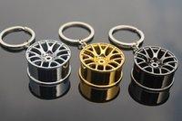 automobile plastic - Automobile Hub keychains Handbag Pendant Car Key Chain New Style FedEx Free