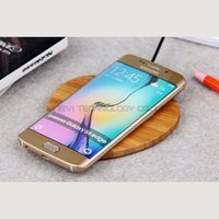 apple cooling pad - Wooden Qi Wireless Charger USB Charging Pad Fast Cooling Easy Operation Support for Apple Samsung XIAOMI HUAWEI LG G4 HTC OPPO and Tablet PC