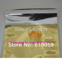 Wholesale Gold foil envelope A6 x162mm quot x quot gold mailing bag courier bag