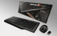 Wholesale Rapoo Multimedia Wireless Optical Keyboard amp Mouse Combos Top Brand Quality Keyboard Mouse for PC Laptop Gaming
