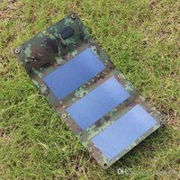 Wholesale Hot sale High Quality W V Portable Solar Module Flexible Solar Panel Foldable Solar Cell Charger Power Bank
