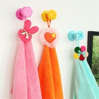 Wholesale SET NOVELTY CUTE CANDY COLOR COLORFUL SCREW DESIGN ADHESIVE STICKER DOOR WALL HOOK HANGER HOLDER DECORATION