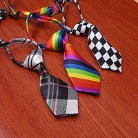 Wholesale 200pcs Pet Dog tie knots Neckties Bowtie Fashion Cute Dog Bow Tie Dog Grooming Produc