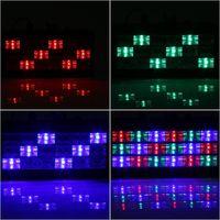 Wholesale DJ Stage Light DMX Controller Disco Light Laser Led Par LED RGB Strobe Flash Light Stage Lighting Sound Activated for Party Club