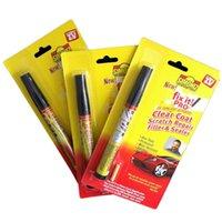Wholesale 3pcs New Car up painting pen Pro Mending Car Remover Scratch Repair Paint Pen Clear auto Paint Repair Tool car care