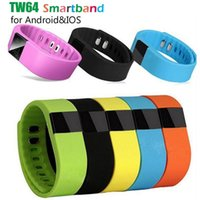 Wholesale Waterproof Bluetooth V4 Smart Wirst Band Pedometer Fitness Sleep calorie Tracker Bracelet For Android IOS Phone