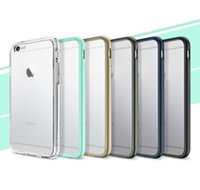 acrylic glass panel - UltraThin TPU bumper Clear Crystal G Transparent Acrylic Rear Panel tempered glass Case Cover for iPhone s Plus Protector