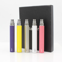 Wholesale Ce4 Vaporizer Clearomizer Factory - Factory price Ego t Battery Ego t batteries Ego Batteries 510 battery Atomizer Clearomizer Vaporizer Mt3 CE4 CE5 CE6 650 900 1100mAh 1300mah