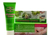 Wholesale Aichun beauty armpit Whitening cream specially and between legs safe specail formula armpit whitener
