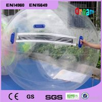 inflatable water balloon - 2 m Dia Clear Inflatable Water Walking Ball Water balloon Zorb Ball Walking On Water Walk Ball Water Ball