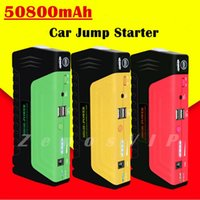 Wholesale 50800mAh V TM15 Car Jump Starter High capacity Battery Charger Pack for Auto Vehicle Starting and Power Bank for Smartphone Laptop