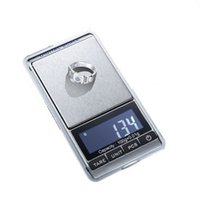 Wholesale 100g x g Mini jewelry pocket LCD Digital Scale Electronic Scale Weight Scale backlight