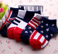 autumn rice - Hot baby rice word flag socks new children cotton socks children s socks cheap pair B3