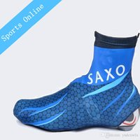 Wholesale saxo bank tinkoff Winter waterproof ciclismo Cycling Shoe Covers Bicycle MTB Bike Shoe Covers Cycling Zippered Overshoes