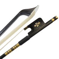 Wholesale Carbon Fiber Cello Bow Cello Bow Carbon Fiber Graphite Cello Bow Gold Fitting