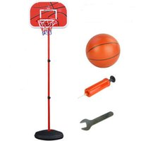 Wholesale The new children s toys indoor children s toys can lift the basketball board basketball board quality super good