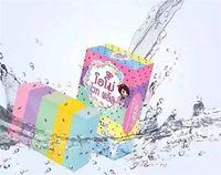 Wholesale Best Gluta Whitening Soap rainbow soap OMO White Mix Fruits Color Alpha Arbutin Anti Dark Spot DHL