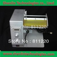 automatic labeller - Automatic label dispenser high speed label stripper digital continuous width mm length mm sticking labeller equipment
