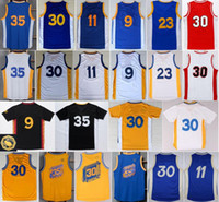 basketball sportswear - Cheap Basketball Jerseys With Player Name Team Logo Sport Sportswear Shirt Blue Black Yellow Color