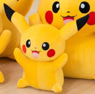best gifts big - Pikachu Plush dolls cm inch Poke plush toys cartoon poke Stuffed animals toys soft Christmas toys best Gifts
