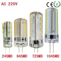 ac cooling tower - G4 Leds V W W W W SMD LED Tower Lamp AC V V Silicon Spotlight Bulb LEDs Replace Halogen Light