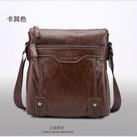 Wholesale VICUNA POLO Famous Brand Leather Men Bag Casual Business Leather Mens Messenger Bag Vintage Men s Crossbody Bag bolsas male
