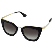 Wholesale Cat Butterfly Crystal - 2016 new arrival PR 53SS 52MM plank frame sunglasses women sun glasses brand designer with free box freeshipping