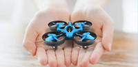 Wholesale 2016 New products G axis gyro mini UFO drone JJRC H36 rc quadcopter dron
