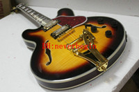 Wholesale Vintage Sunburst Jazz Guitar New Arrival Muiscal instruments