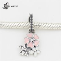 Wholesale 2016 new Dangle charm Sterling Silver jewelry pendants for jewelry making Bracelet diy silver charms Fine Jewelry CH142